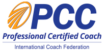 Professional Certified Coach logo