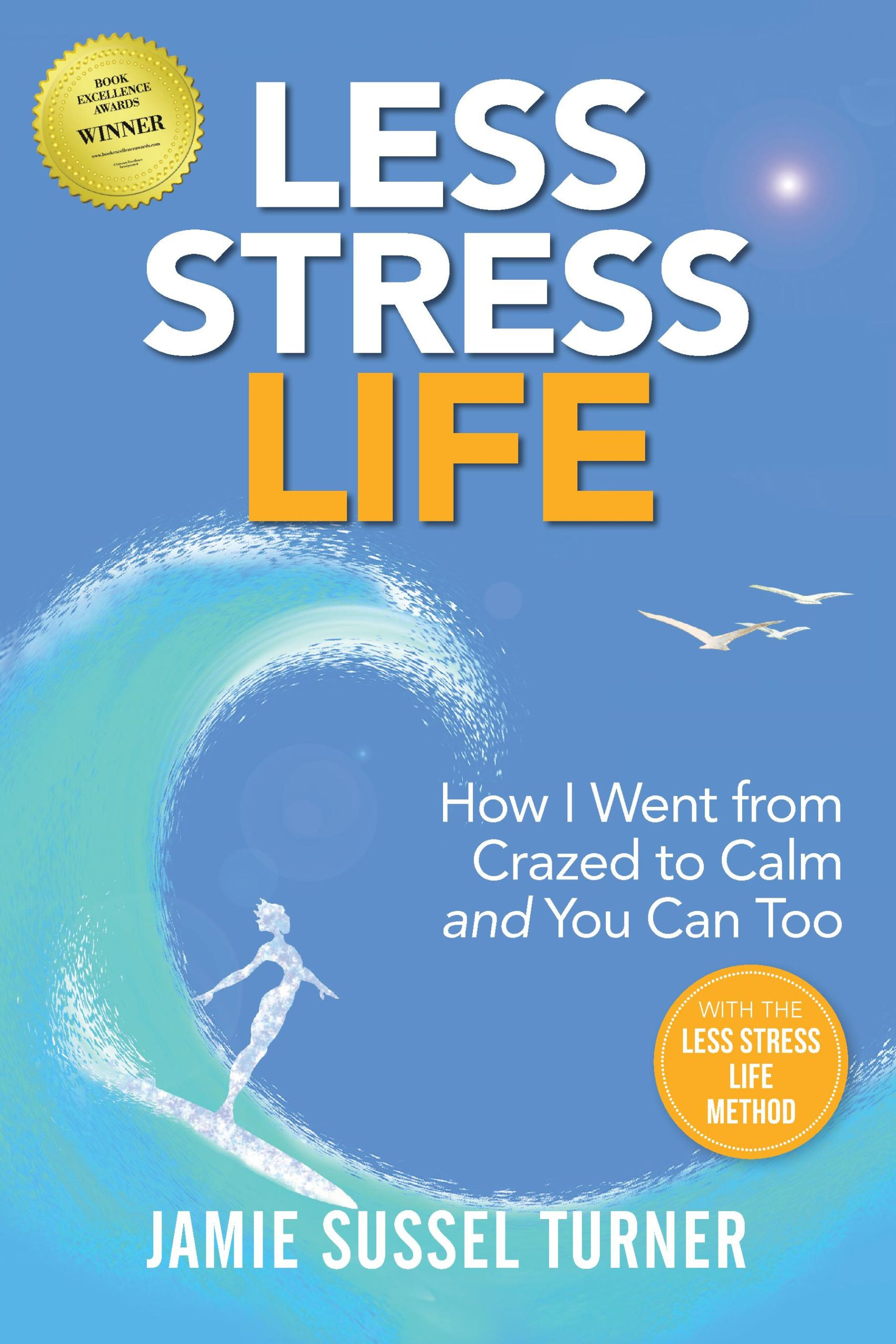 Less Stress Life front cover NEWJPG